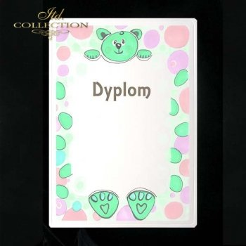 dyplom DS0028