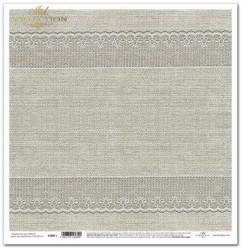 Papier scrapbooking SL880-1