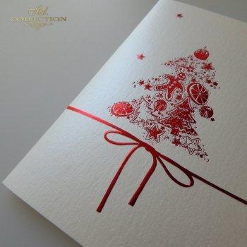 Kartki bożonarodzeniowe / kartka świąteczna K581