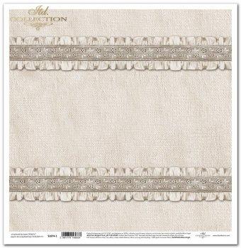 Papier scrapbooking SL874-1