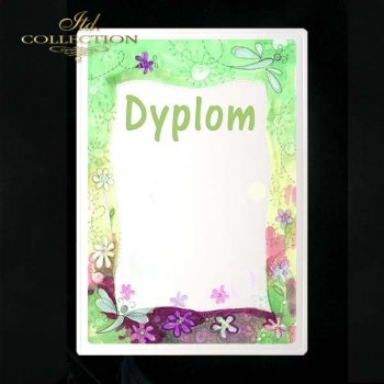dyplom DS0006