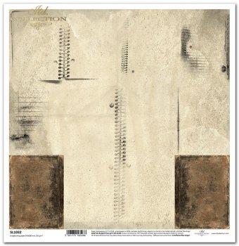 Papier scrapbooking SL1032