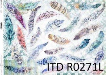 Papier ryżowy ITD R0271L