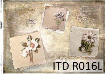 Papier ryżowy ITD R0016L