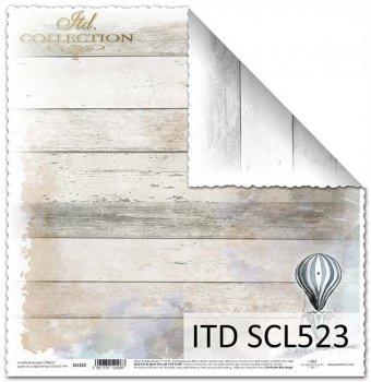 Papier scrapbooking SCL523