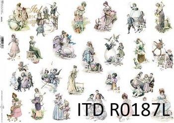Papier ryżowy ITD R0187L