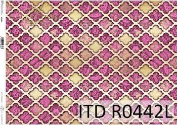 Papier ryżowy ITD R0442L