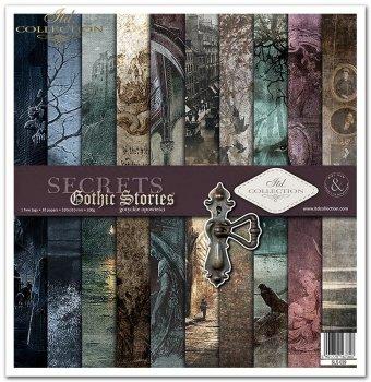Zestaw do scrapbookingu SLS-039 Gothic Stories