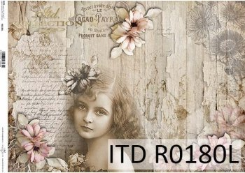 Papier ryżowy ITD R0180L