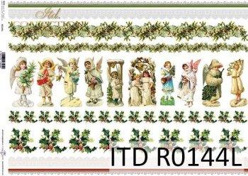 Papier ryżowy ITD R0144L