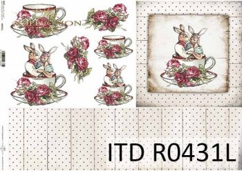 Papier ryżowy ITD R0431L