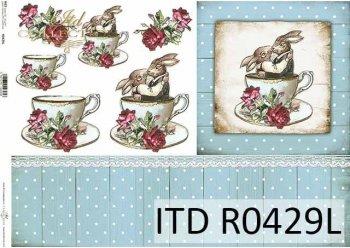 Papier ryżowy ITD R0429L