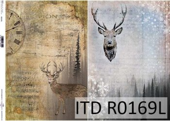 Papier ryżowy ITD R0169L