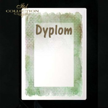 dyplom DS0199