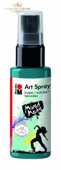 Acrylic spray Marabu Art 50 ml - Petrol 092