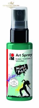Acrylic spray Marabu Art 50 ml - Mint 153
