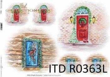 Papier ryżowy ITD R0363L