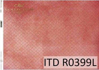 Papier ryżowy ITD R0399L