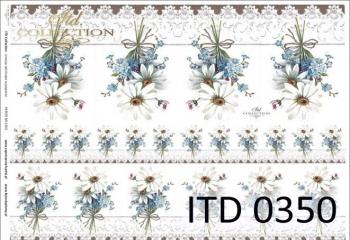 Papier decoupage ITD D0350