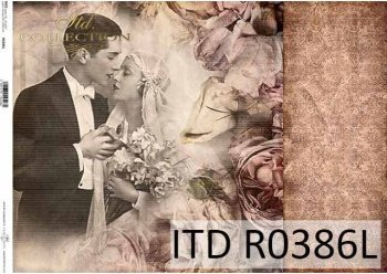 Papier ryżowy ITD R0386L