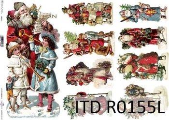 Papier ryżowy ITD R0155L
