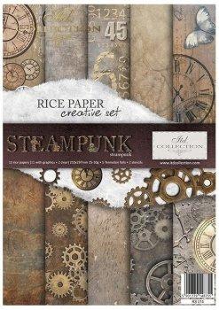 Zestaw kreatywny ITD RS014 Steampunk