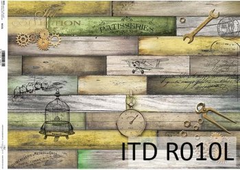 Papier ryżowy ITD R0010L