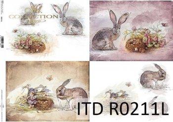 Papier ryżowy ITD R0211L
