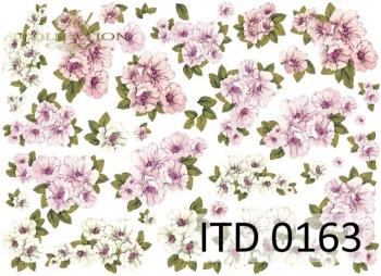 Papier decoupage ITD D0163M