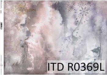 Papier ryżowy ITD R0369L