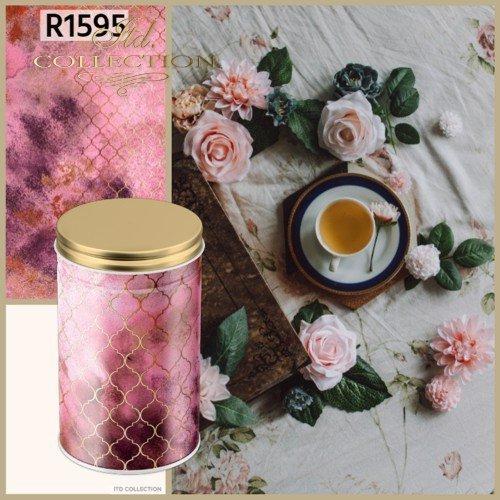 marokańska-koniczyna-mozaika-orientalna-papier-ryżowy-do-decoupage-rice-paper-R1595