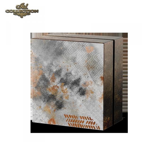 Do-decoupage-Papier-ryzowy-decoupage-R1586 small N-miedziane-tlo-kolaz-tapetowy-beton-i-rdza 10