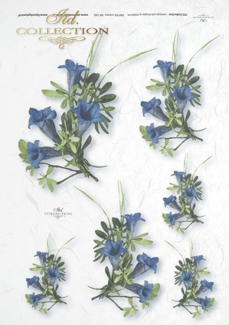 papier-ryżowy-decoupage-łąka-ogród-lato-bukiet-kwiaty-R0166