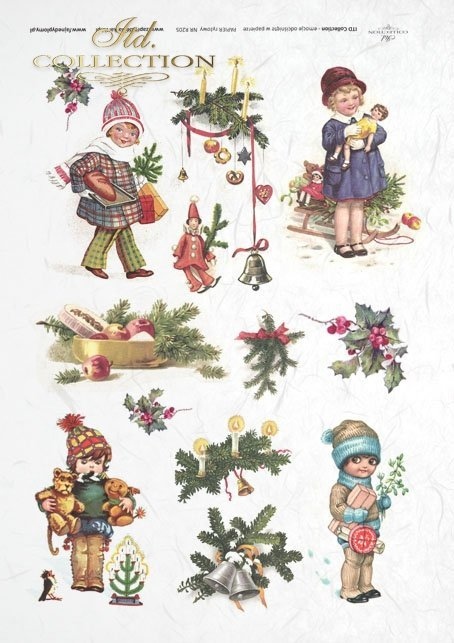 children, Christmas tree, Christmas decorations, gifts, Christmas themes