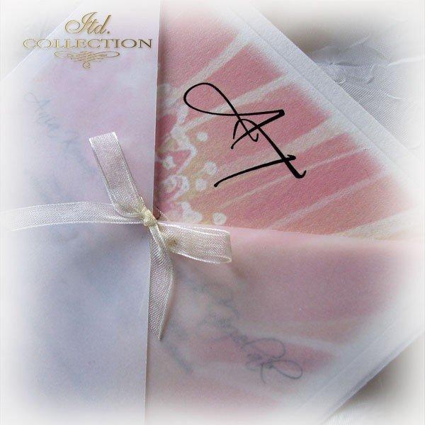 Einladungskarten / Hochzeitskarte 1721_Gerbera