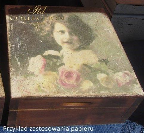 old pictures, children's portrait, children, retro - example 01