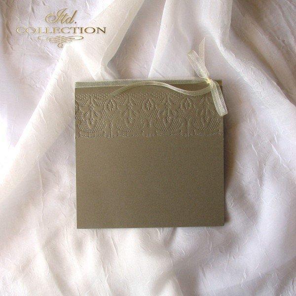 Einladungskarten / Hochzeitskarte 1719