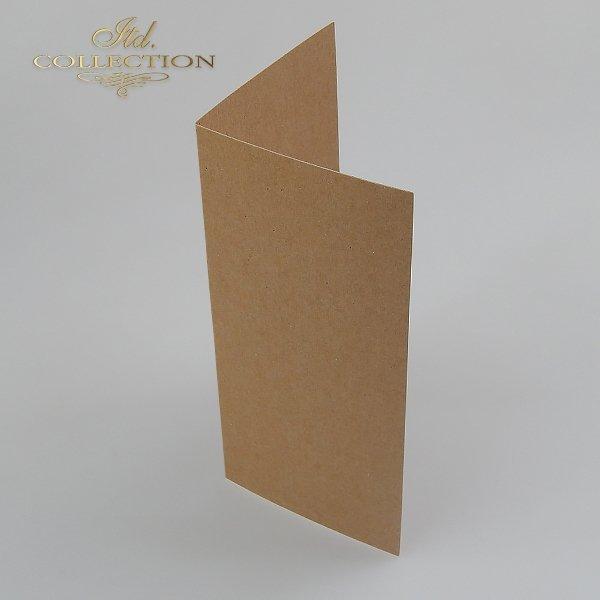 Card Base BDK-005 * dark beige