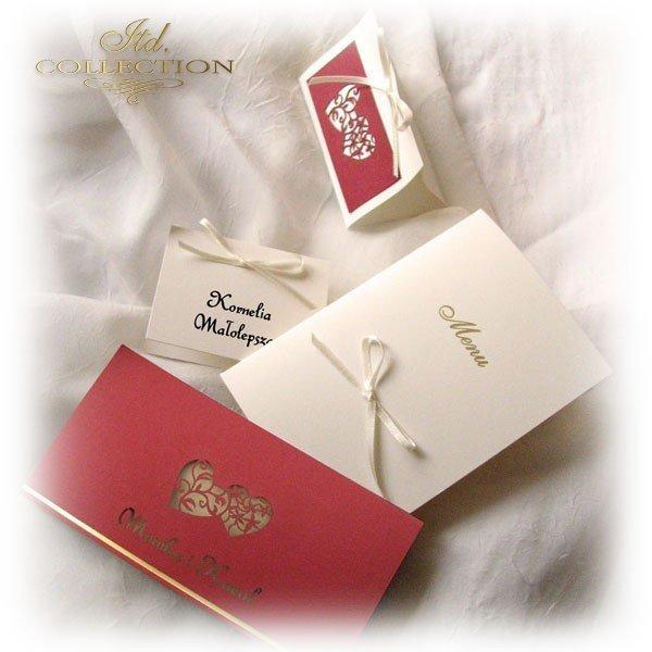 Invitations / Wedding Invitation 2042