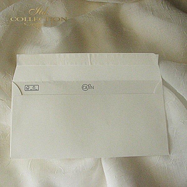 .Envelope KP06.02 110x220 naturally white