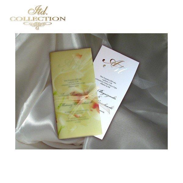 Invitations / Wedding Invitation 1472