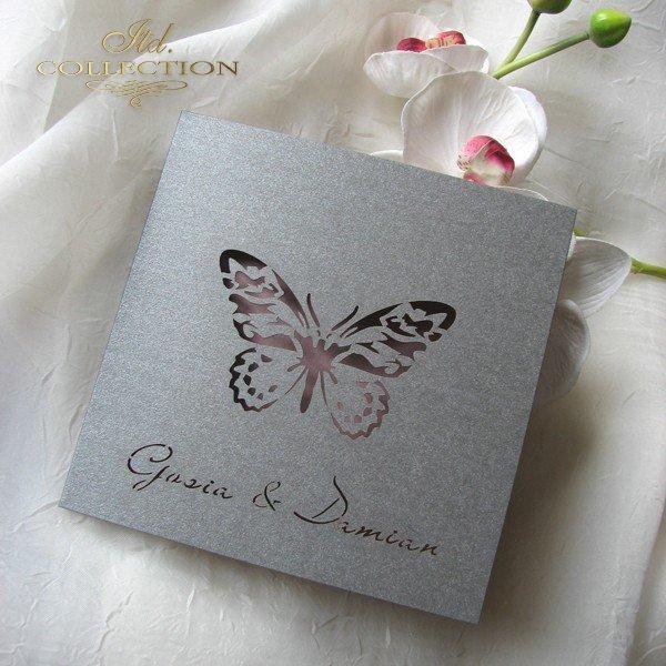 Invitations / Wedding Invitation 1694_95