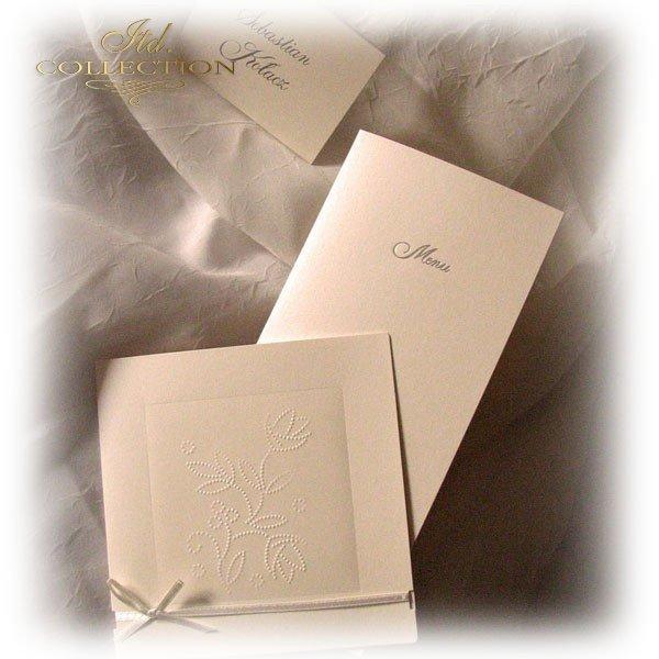 Invitations / Wedding Invitation 1408