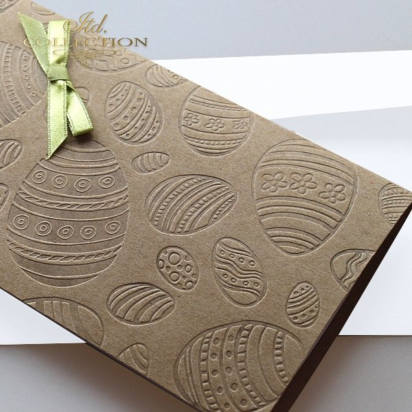Easter card KW225