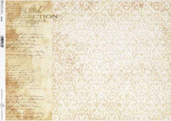 Papel decoupage Vintage, vieja carta, fondo, fondo de pantalla*Decoupage-Papier Weinlese, alter Buchstabe, Hintergrund, Tapete*Декупаж бумаги Урожай, старое письмо, фон, обои