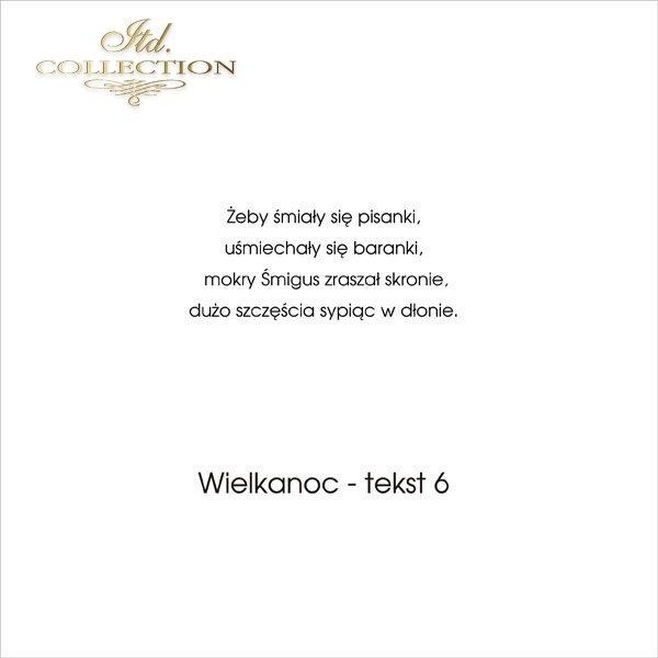 .tekst wielkanocny - 05