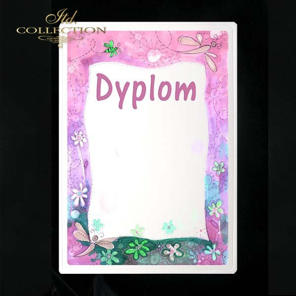dyplom DS0003