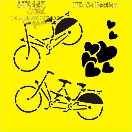 stencil ST0147
