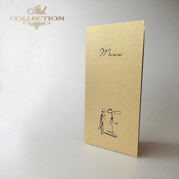 Zaproszenia ślubne / zaproszenie 2041