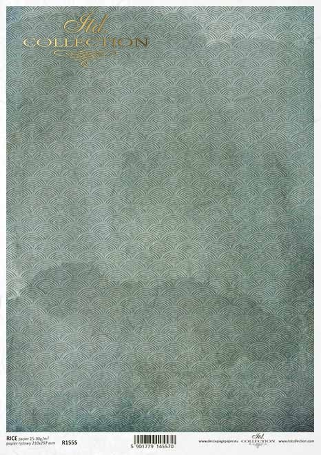 Fondo decoupage papel azul turquesa*Decoupage Papier Blau-Türkis Hintergrund*Декупаж из бумаги сине-бирюзовый фон